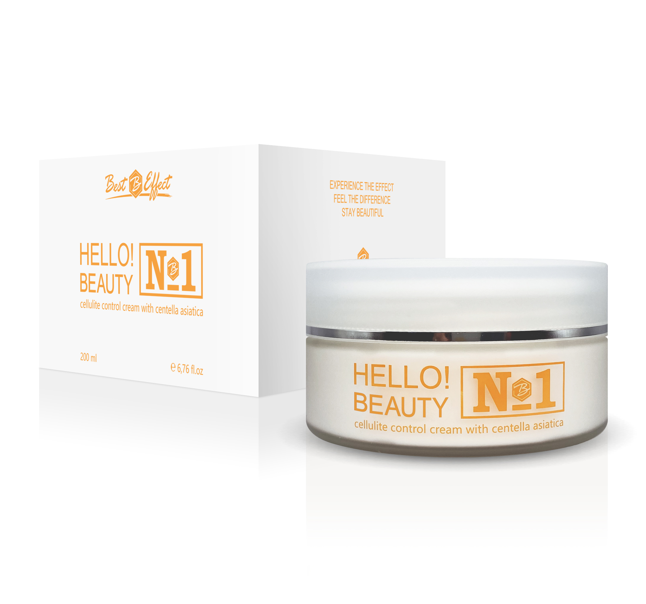 Hello!Beauty N1 cellulite control cream